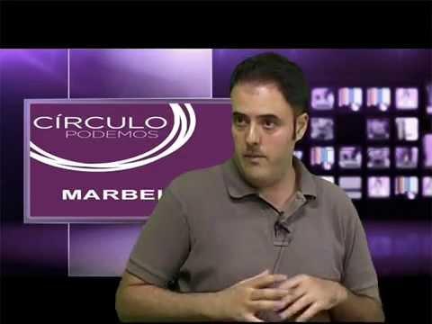Podemos en las Tertulias de Marca Marbella