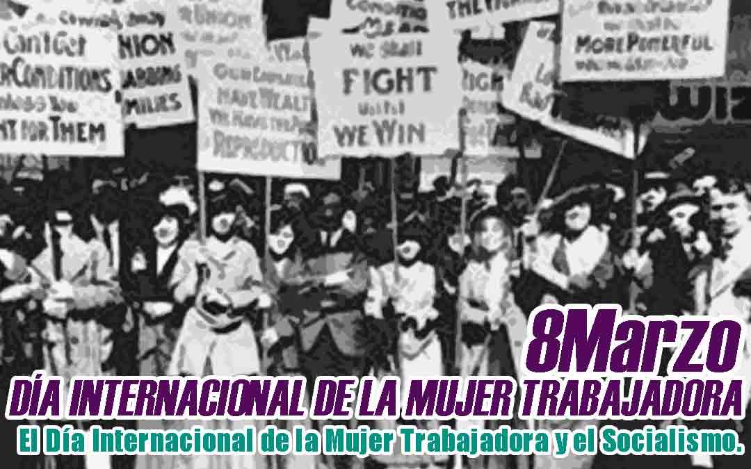 La auténtica historia del Día Internacional de la Mujer Trabajadora