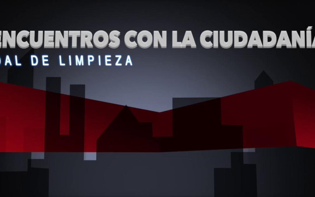Encuentros con la Ciudadanía: Plantilla del Ayuntamiento