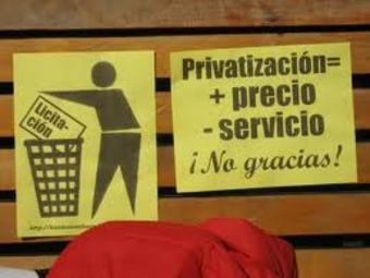 LA PRIVATIZACIÓN DE LOS SERVICIOS PÚBLICOS 4