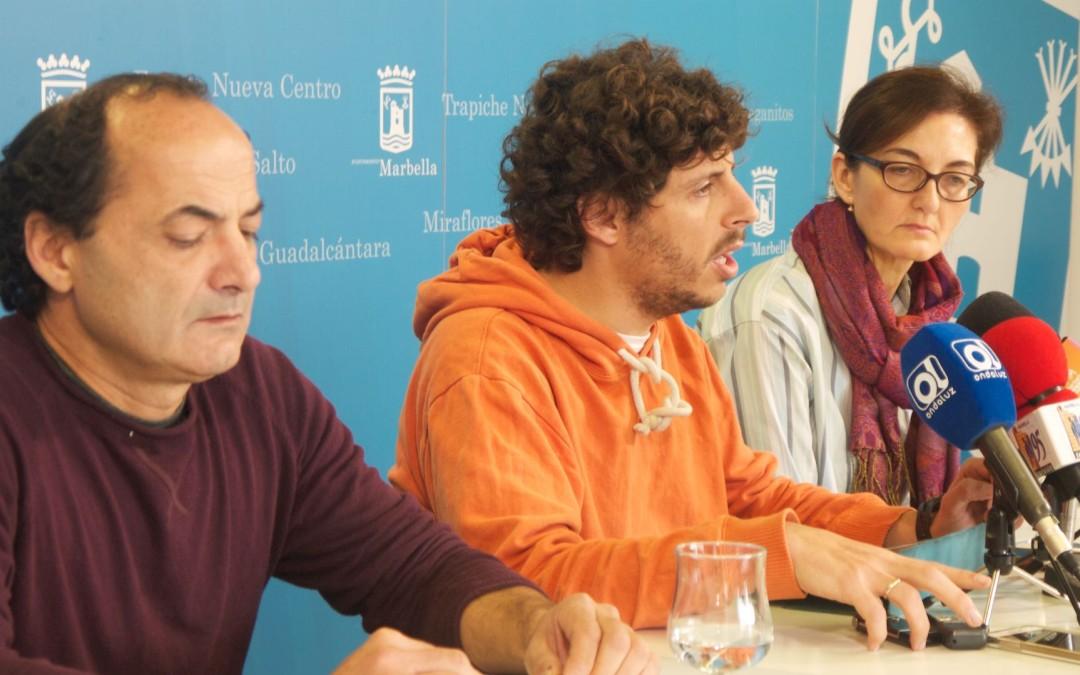 """PODEMOS lleva a pleno una propuesta para crear en Marbella un programa de """"alquiler justo""""."""