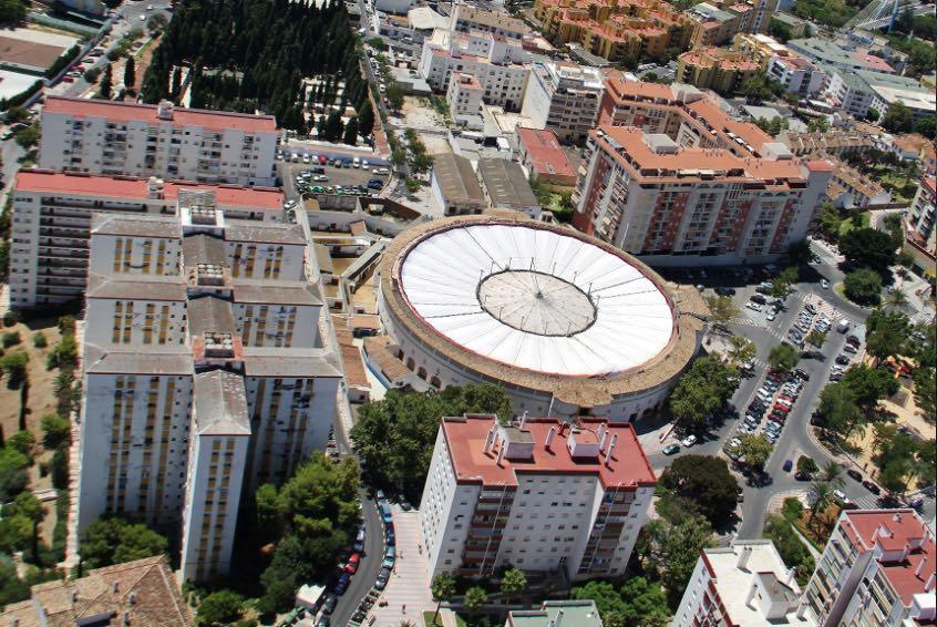 PODEMOS se felicita de la recuperación municipal de la plaza de toros de Marbella.