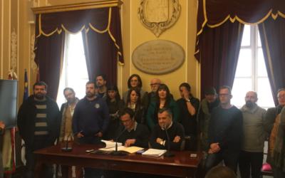 PODEMOS-CSSP exige una solución para los planes empleo de la Junta de Andalucía.
