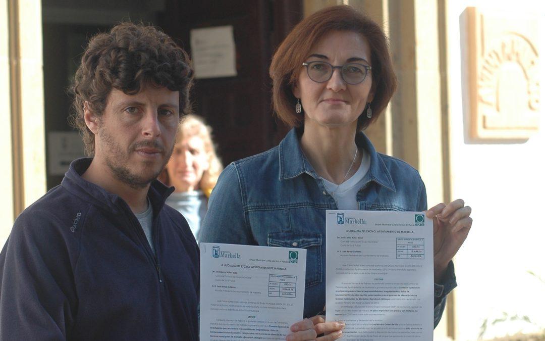 PODEMOS lleva a pleno la creación de un registro de empresas licitadoras con el Ayuntamiento ordenado por puntos objetivos según criterios sociales y éticos.
