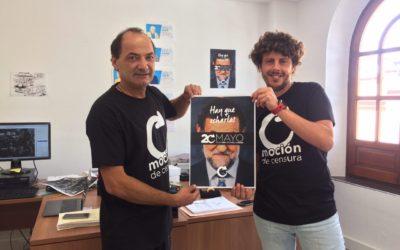 PODEMOS Marbella-San Pedro apoya la moción de censura al PP.