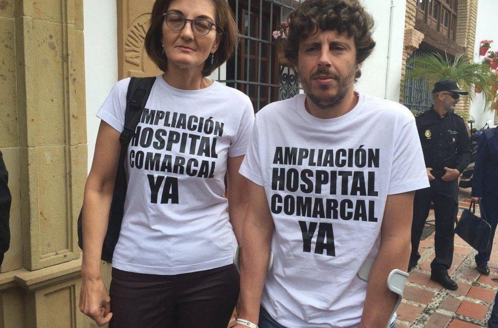 La Junta demuestra su escaso compromiso con San Pedro, podía pagar el ambulatorio desde el primer momento.