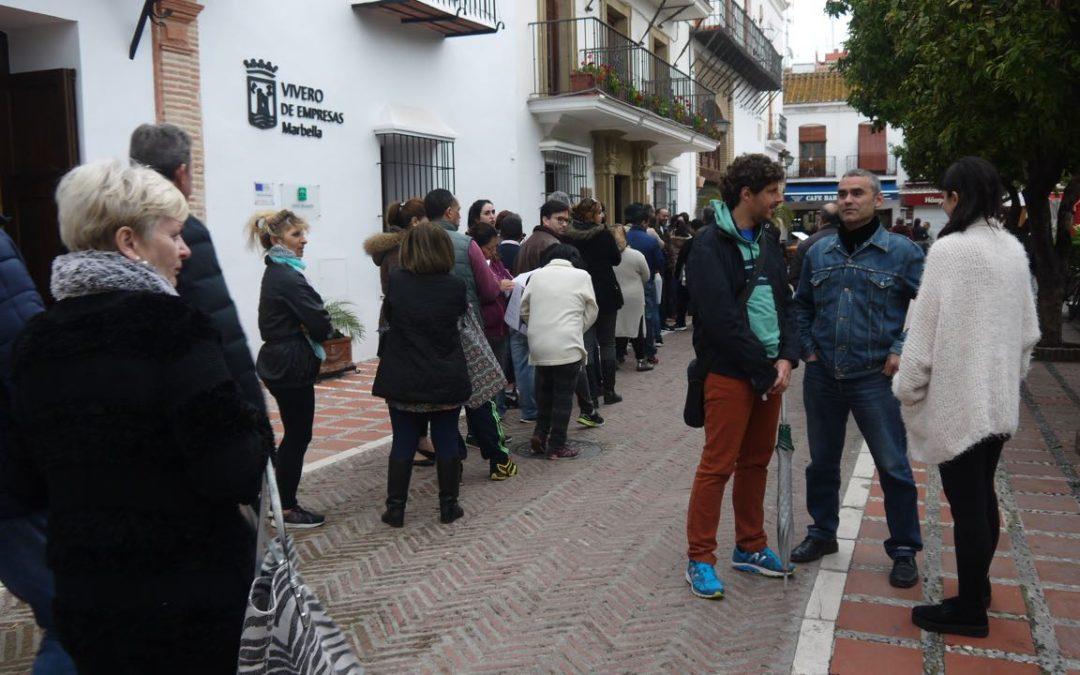 PODEMOS rechaza rotundamente la política de privatizaciones del PP de Marbella.