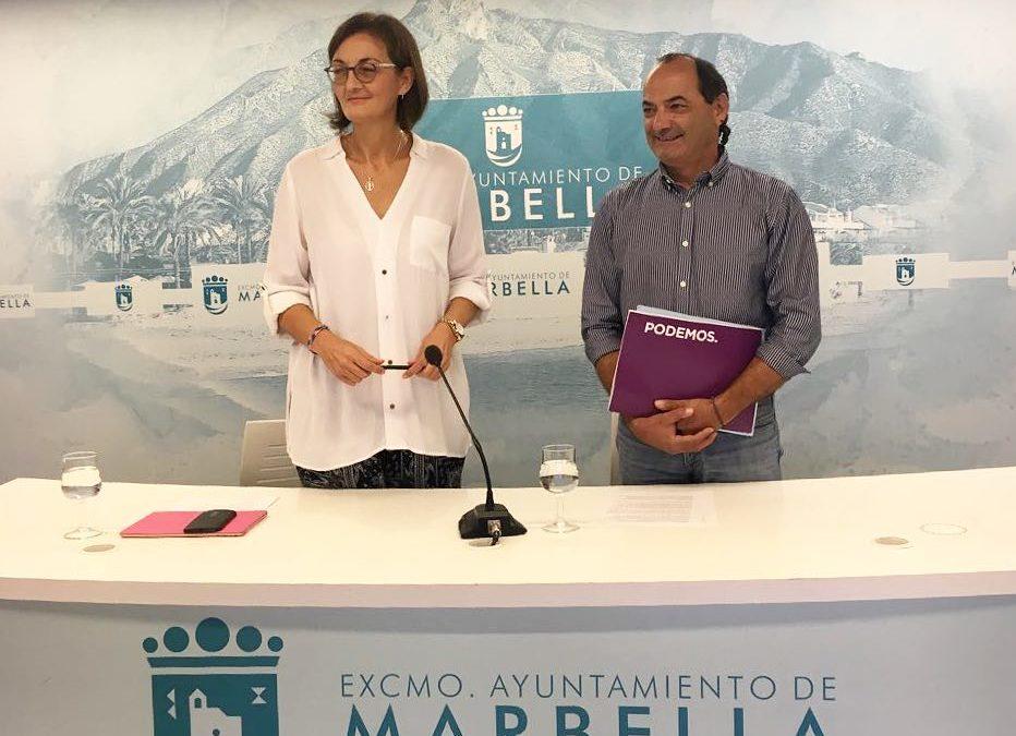 """Podemos describe como """"nueva pantomima de PP y OSP"""" las bases y convocatoria de las plazas a Directores Generales."""