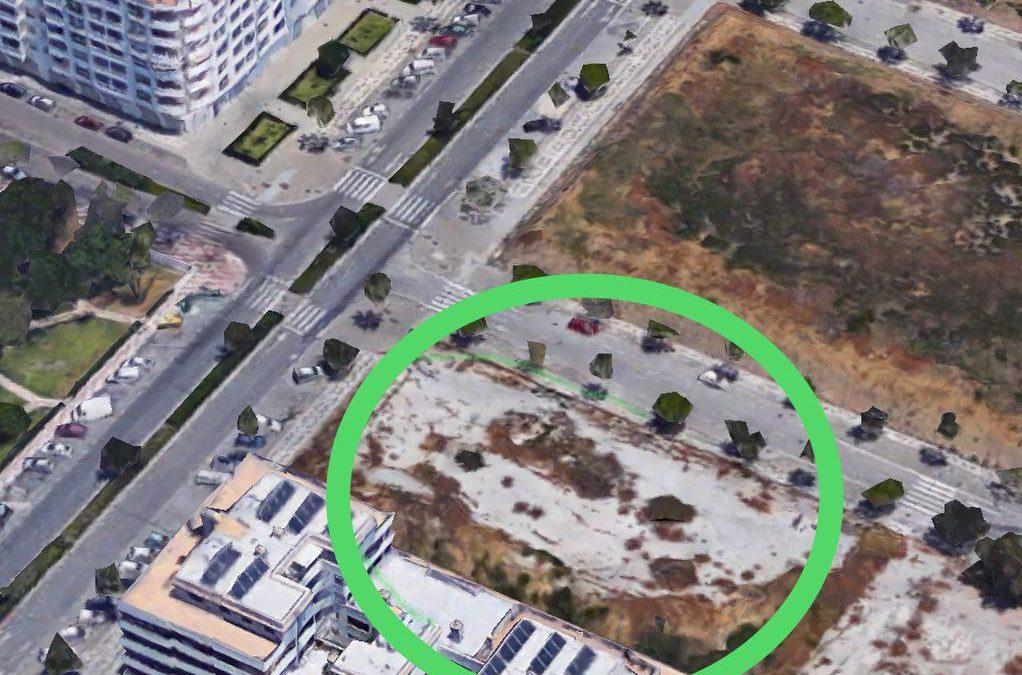 PODEMOS exige a la alcaldesa menos adhesiones a planes que solo fomentan la especulación y que se ponga a construir vivienda pública ya