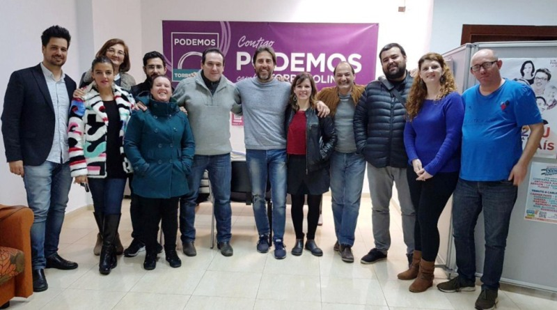 Podemos Andalucía se pone en marcha para las elecciones locales  en la Costa del Sol