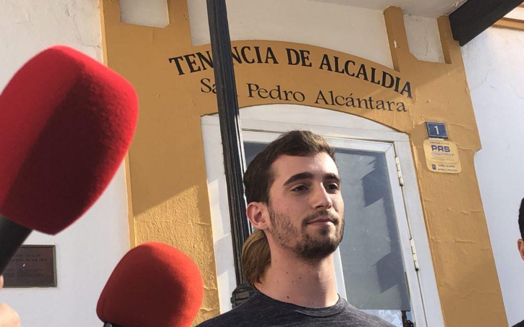 El Sindicato de Estudiantes exige bibliotecas públicas de calidad en Marbella Y San Pedro Alcántara