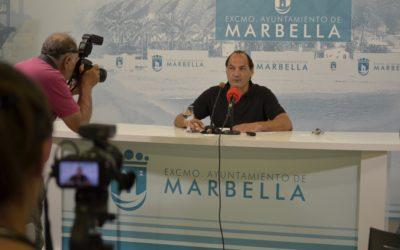 Podemos Marbella San Pedro apoya a la plantilla de limpieza y sus reivindicaciones de estabilidad laboral