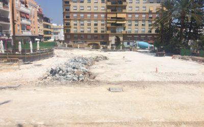 Podemos Marbella San Pedro denuncia la no creación de la comisión de seguimiento de la obra de la Plaza de la Iglesia de San Pedro