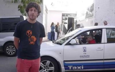 Podemos  Marbella San Pedro propone un servicio del taxi más seguro y protegido frente a las plataformas VTC