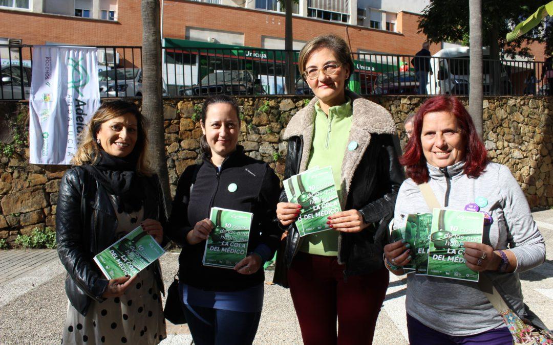 Adelante Andalucía quiere potenciar la atención primaria y desbloquear la ampliación del Hospital Costa del sol como medidas prioritarias para Marbella