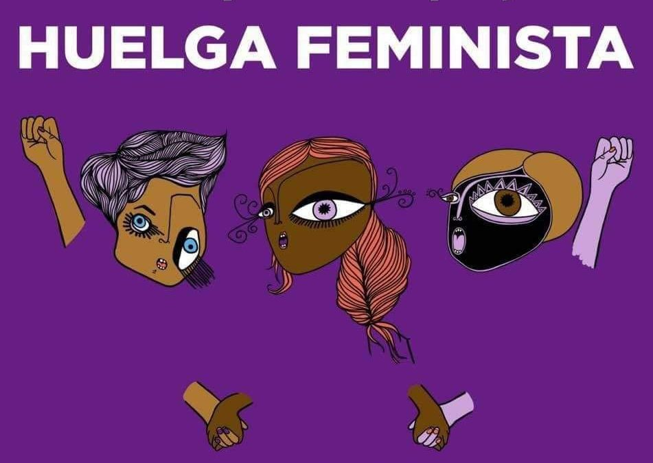 Podemos llama a la huelga feminista del 8 de marzo a todas las mujeres para visibilizar el trabajo feminizado así como el trabajo no asalariado llevado a cabo por las mujeres