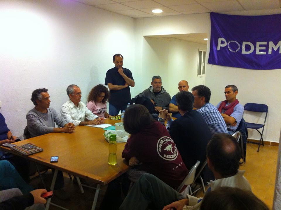 Círculo Podemos San Pedro