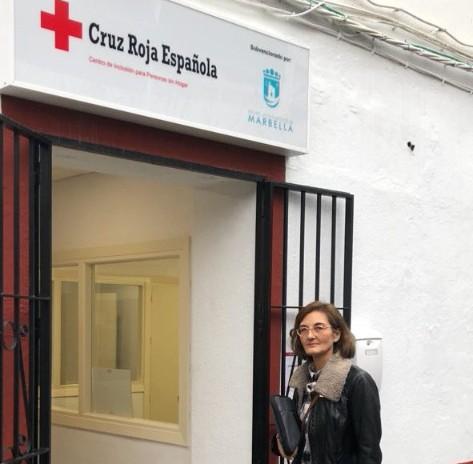 Podemos denuncia de nuevo la falta de soluciones al sinhogarismo en Marbella y San Pedro.