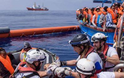 """Podemos Exige Que Marbella Sea Ciudad De Acogida Para Refugiados Del """"Aquarius"""""""