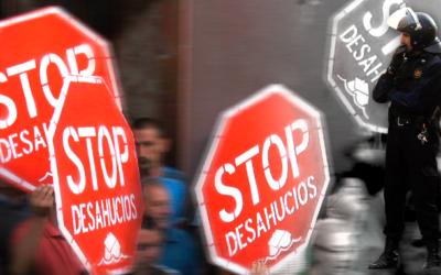 """Podemos denuncia el total incumplimiento de su moción aprobada por unanimidad """"Marbella Municipio Libre de Desahucios"""""""