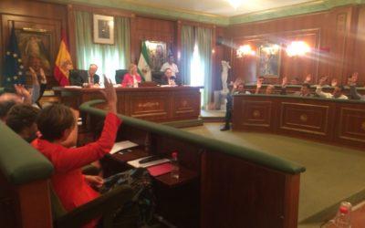 Podemos exigirá el cumplimiento de las mociones aprobadas en pleno así como su exposición en la web del ayuntamiento.